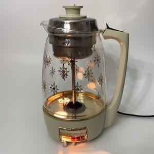 Vintage ProctorSilex Lifelong Starburst Percolator